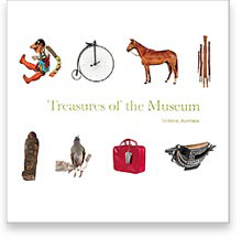 Treasures of the Museum (2004), hardback publication   A 3 month assignment to produce the imagery for Museum Victoria's 150th anniversary publication.