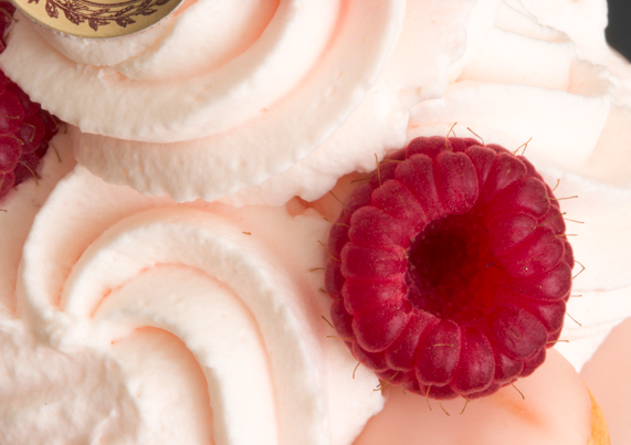 Raspberry Chantilly