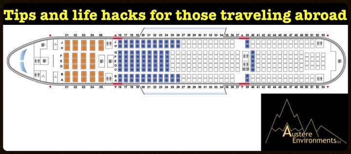 tips life hacks traveling abroad