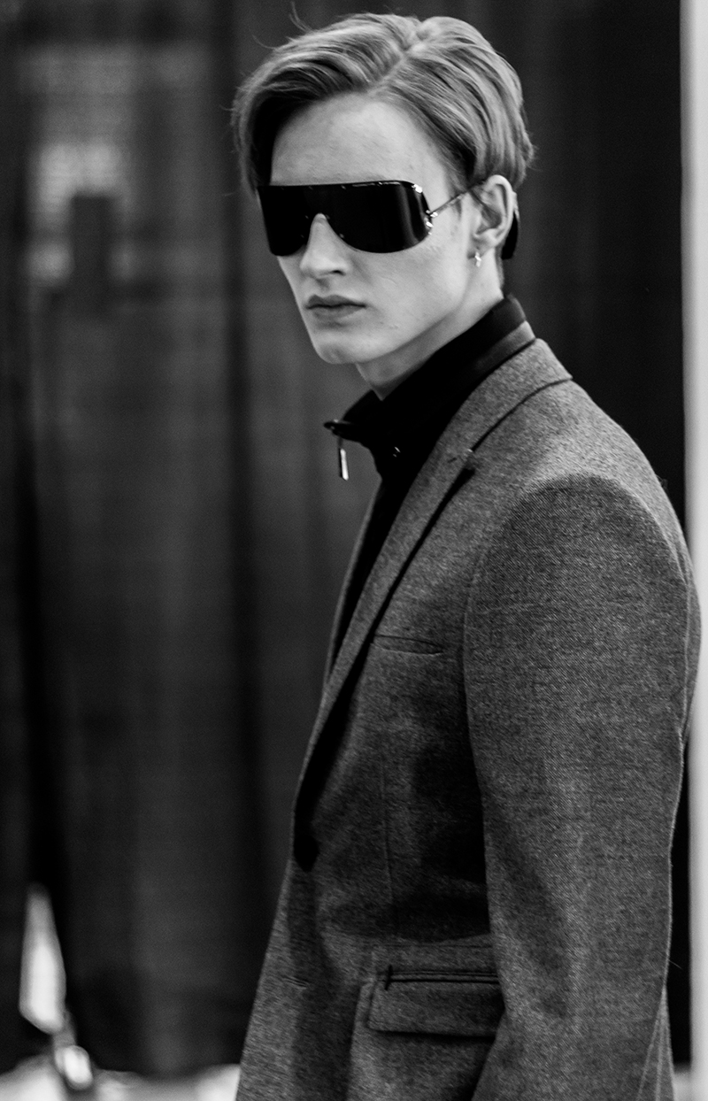 BACKSTAGE   PORSCHE DESIGN F/W 2015