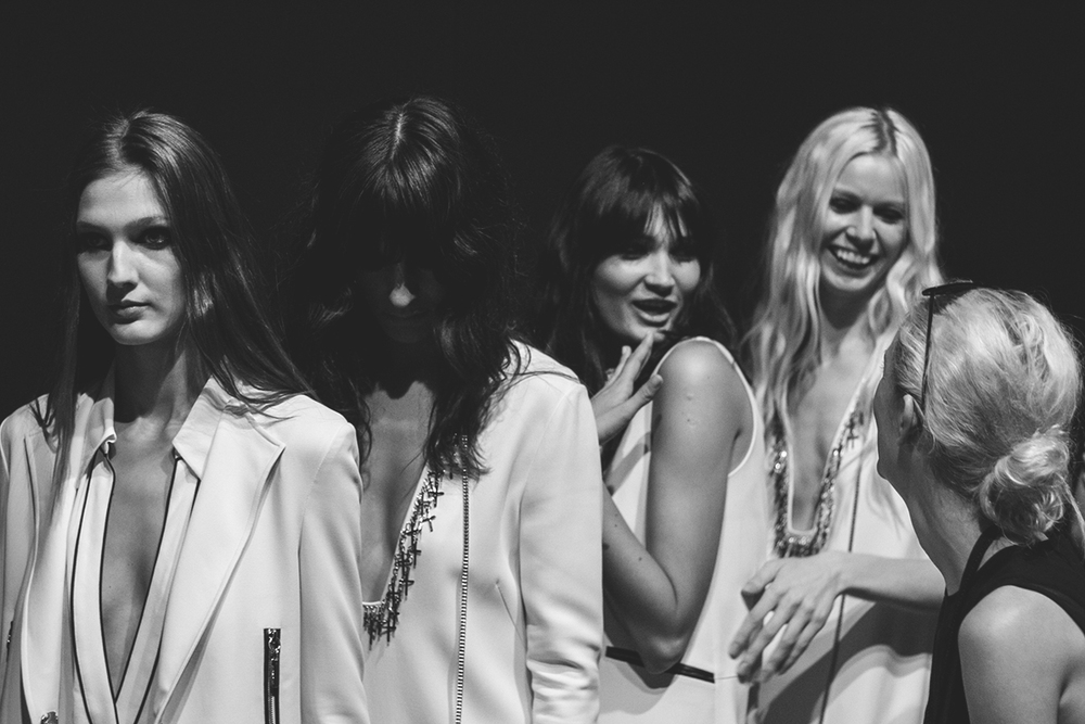 BACKSTAGE  THOMAS WYLDE S/S 2016