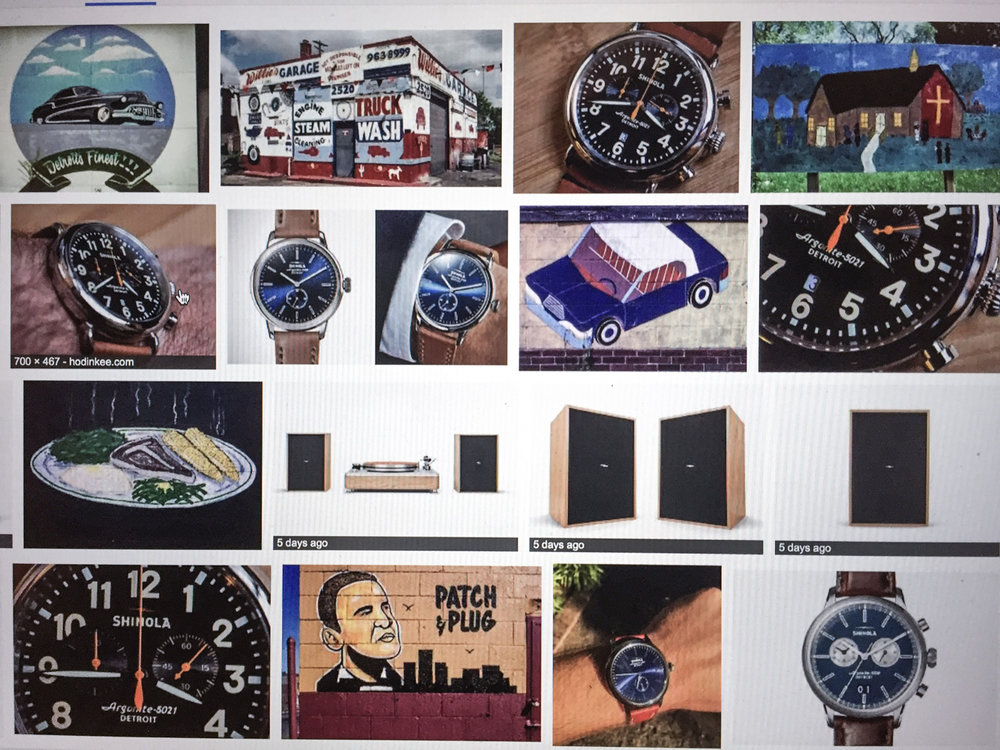 Google Image search results for 'The Other Shinola'