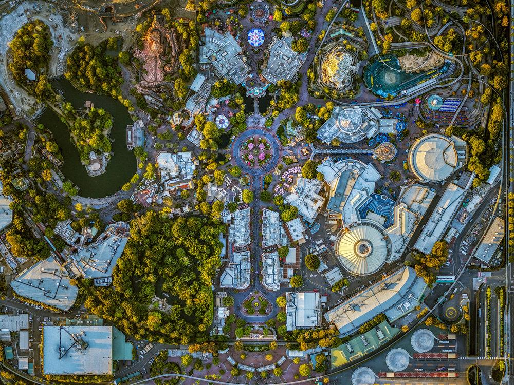 Disneyland 1