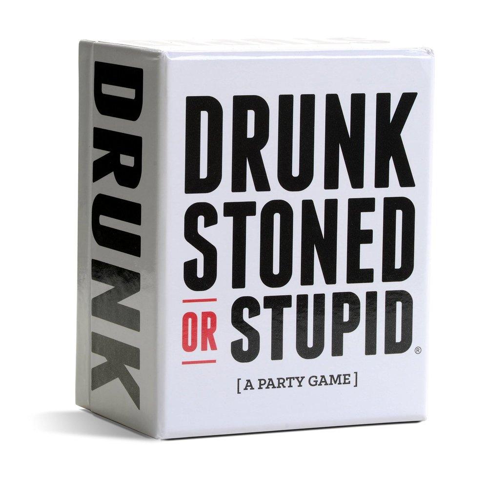 Drunk Stone or Stupid