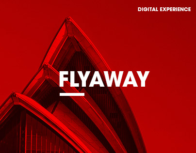 Digital Experience - Airline Website