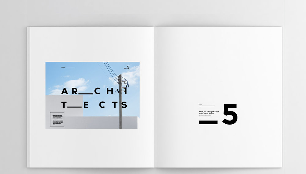 Brand Identity - Architects