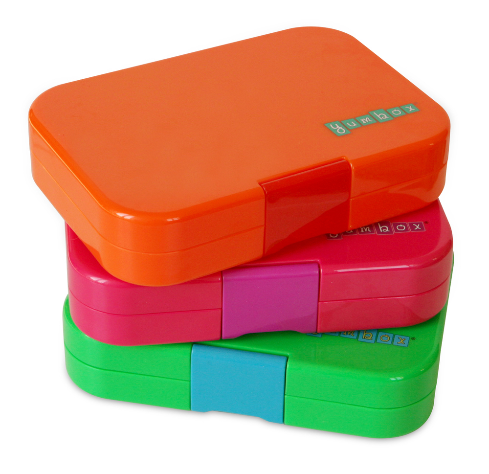 Yumbox summer 2015 colours