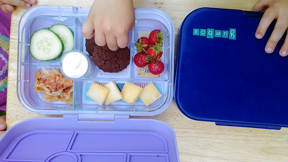 Hijacked by Twins - Sweetpea Pantry and Yumbox Review 1
