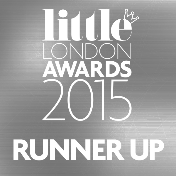 Yumbox was the runner up in Little Londons 2015 Awards - Feeding Children category