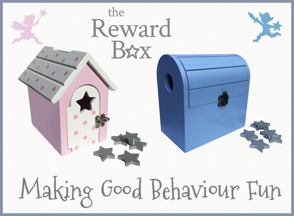 The Reward Box - Making Good Behaviour Fun