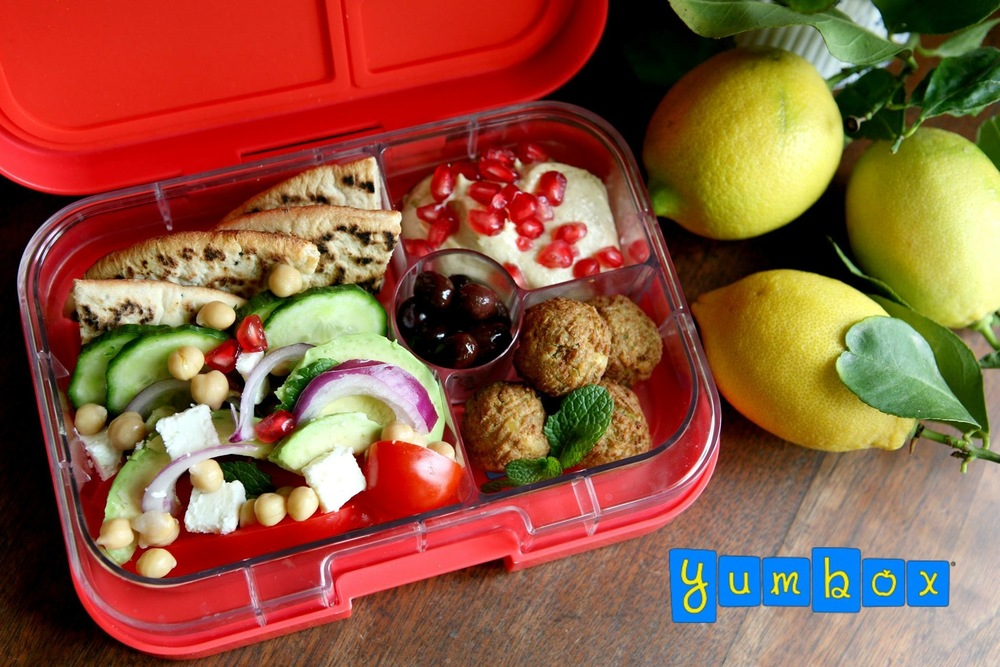 Red Rocket Yumbox