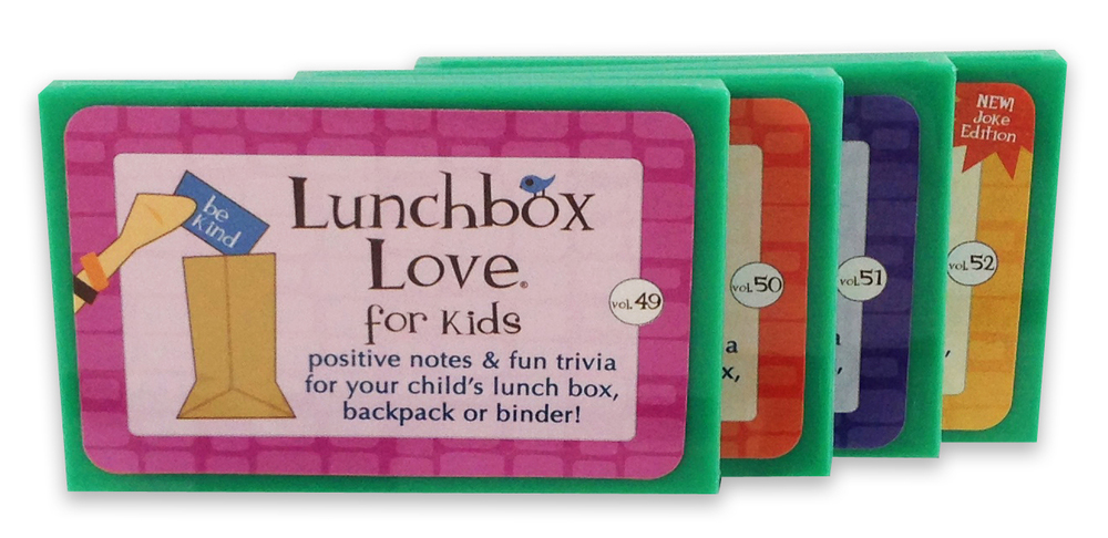 Lunchbox Love Notes Set 2