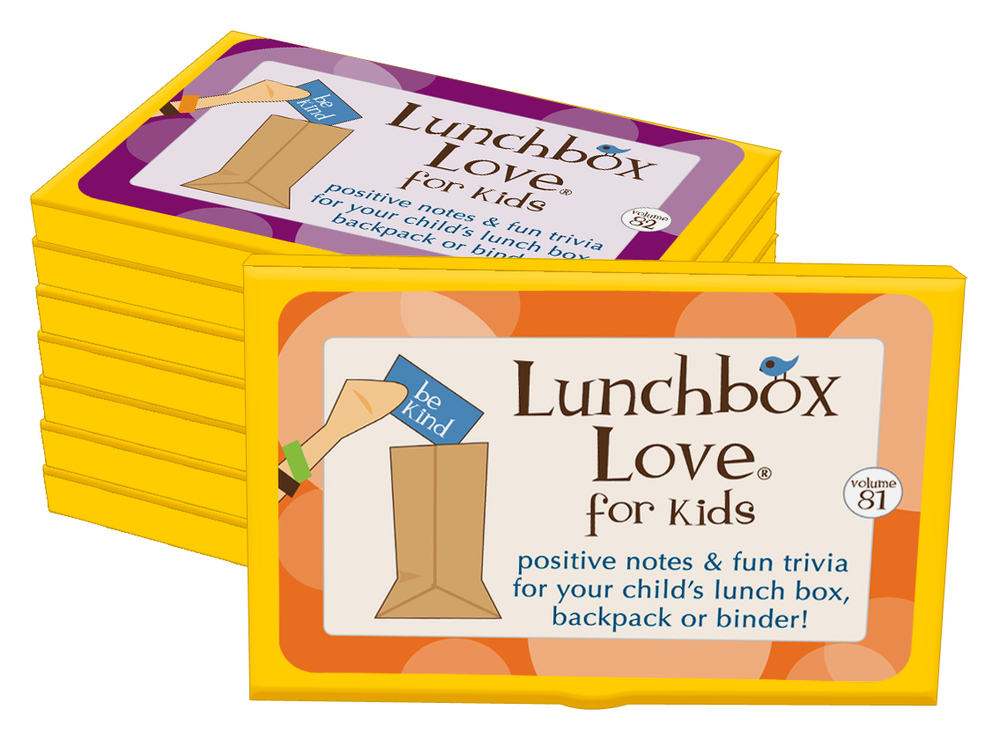 Lunchbox Love Notes Individual sets 8