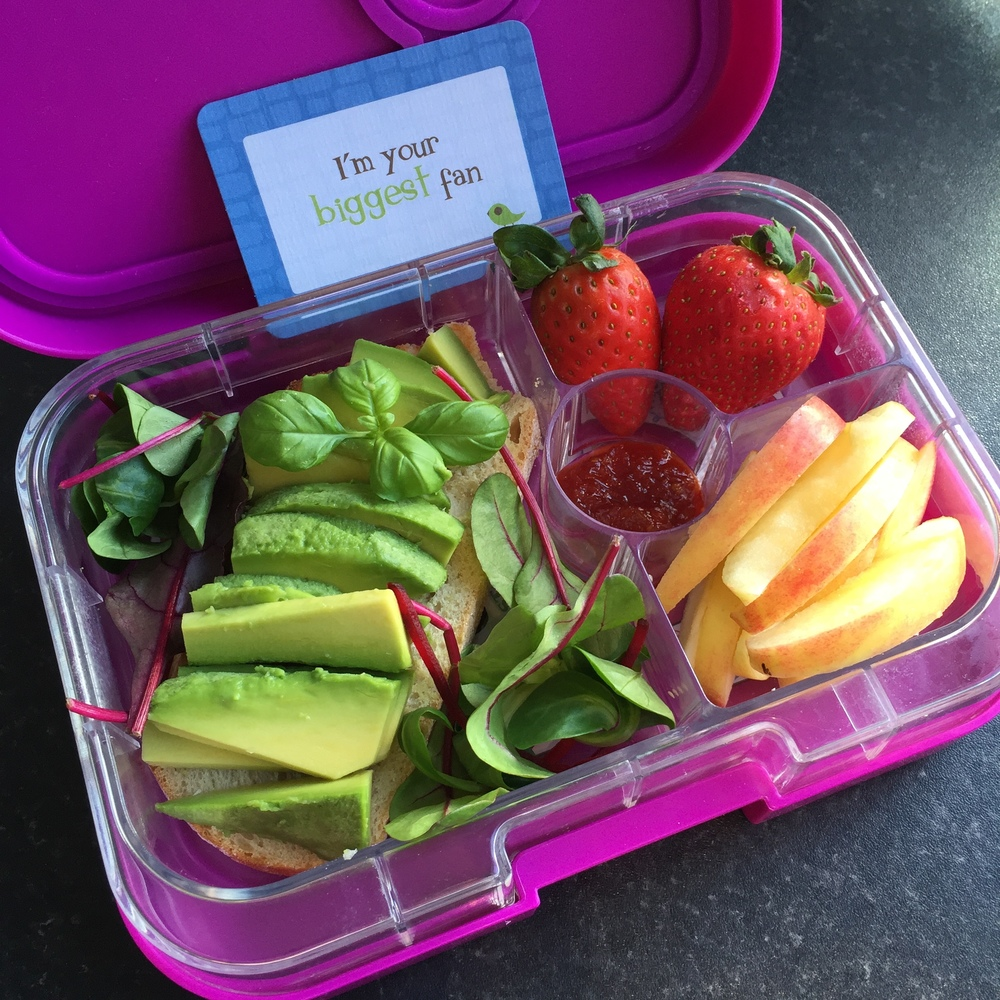 Lunchbox Love with Yumbox lunchbox v1