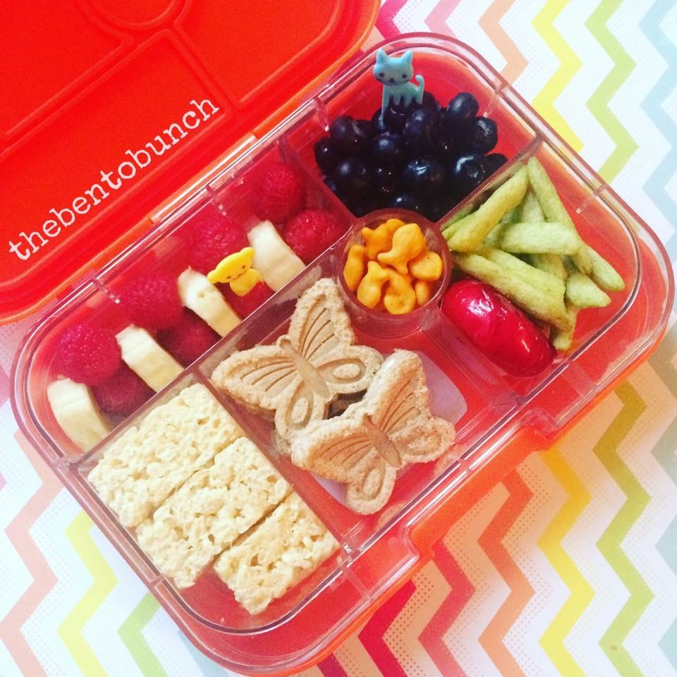 The Yumbox Classic by The Bento Bunch