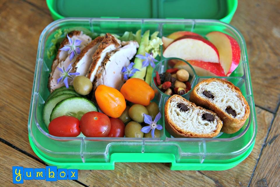 The Yumbox Panino Slimming World Lunch