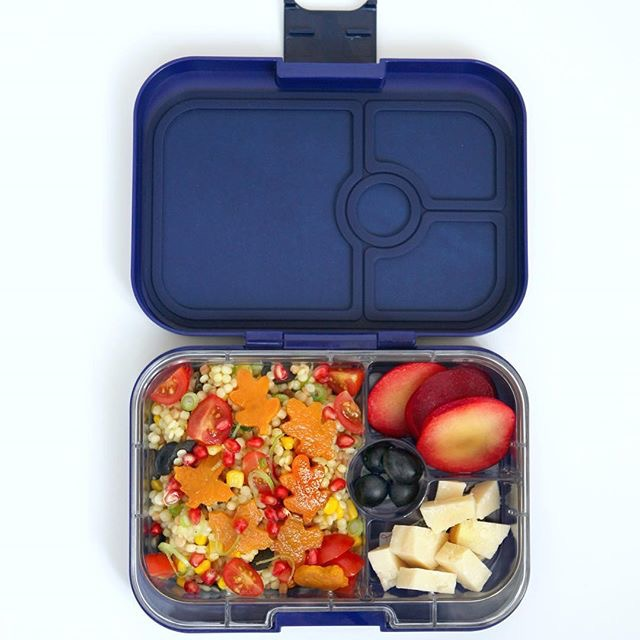 The Yumbox Panino Autumn Salad