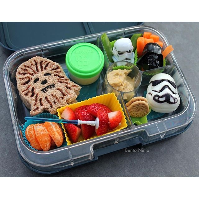 The Yumbox Panino by Bento Ninja