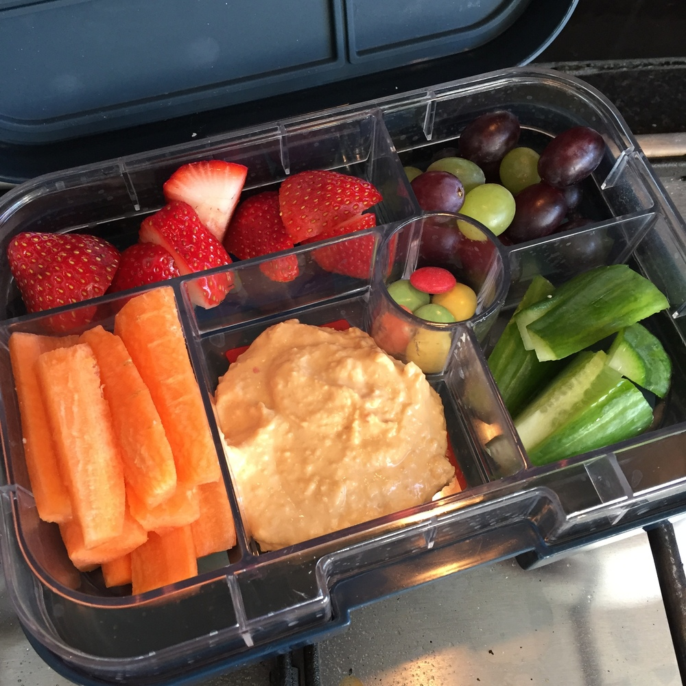 The Yumbox Classic Weight Watchers Snacks