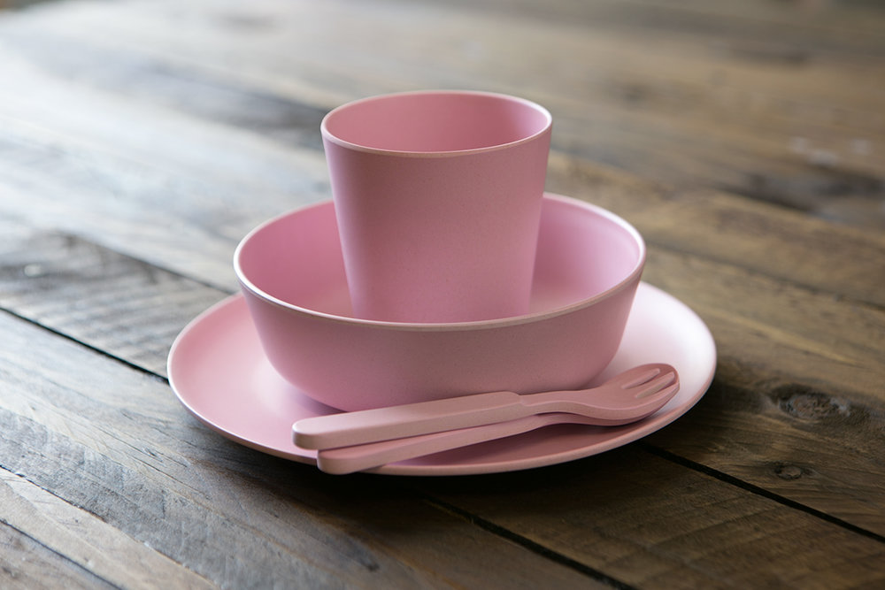 BoBo and Boo Bamboo Dinnerware