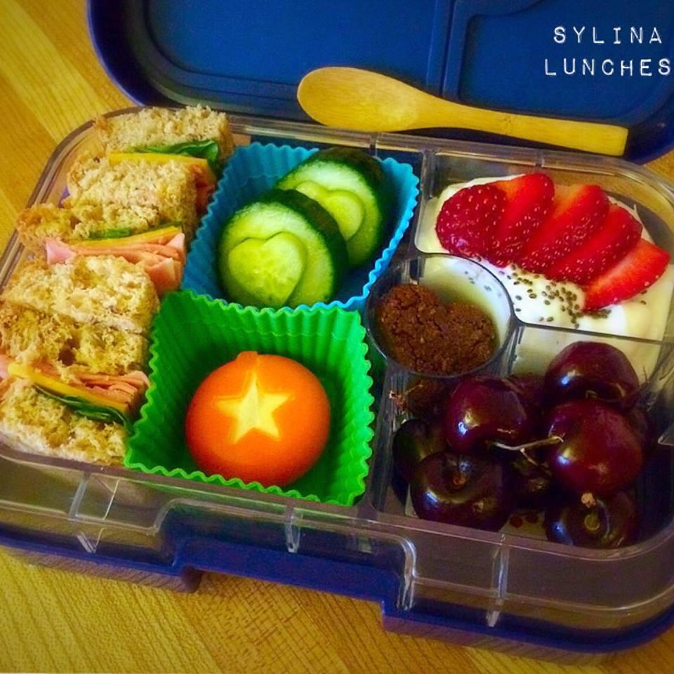Sylina Lunches Yumbox Panino