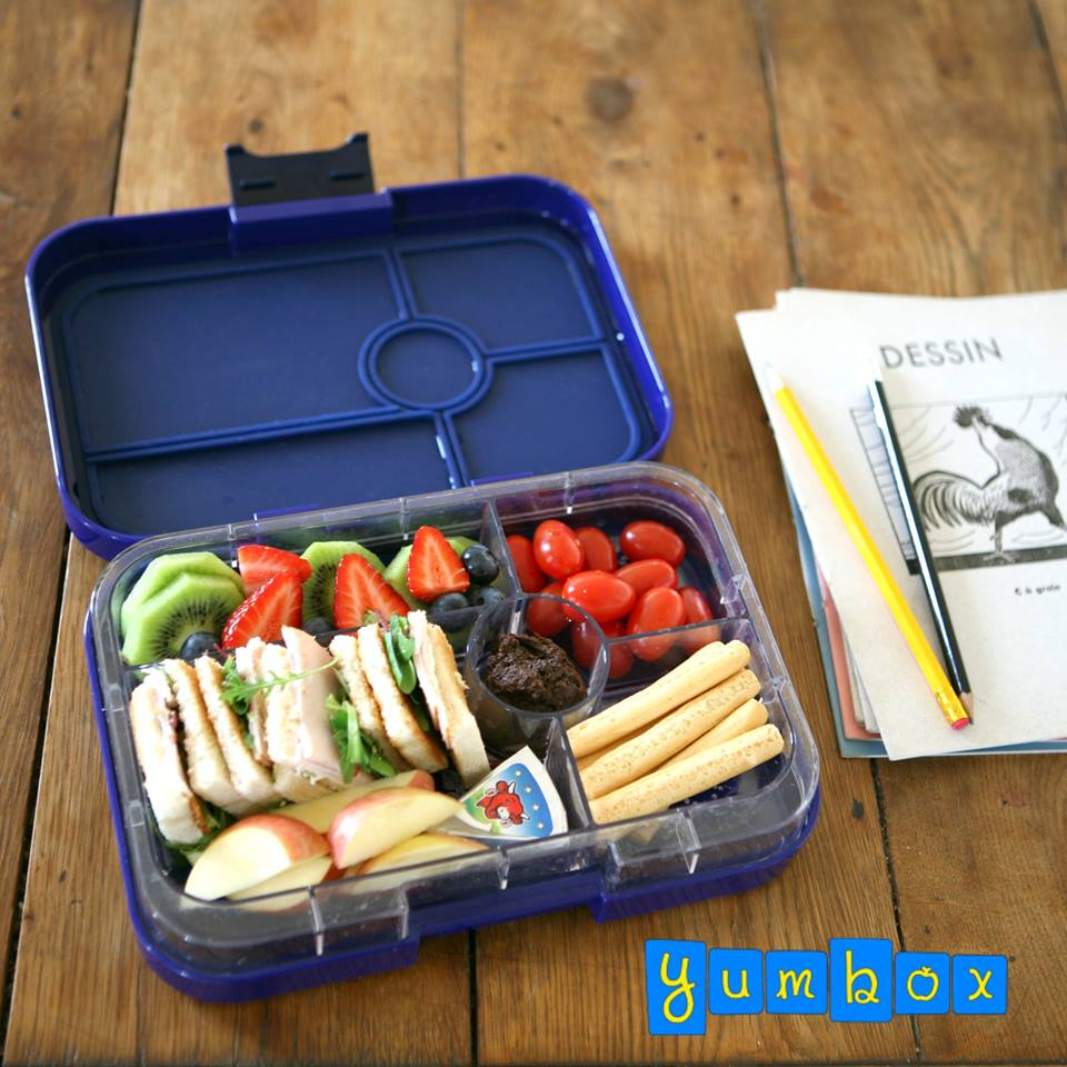 Yumbox Tapas Lunchbox for Adults and Teenagers