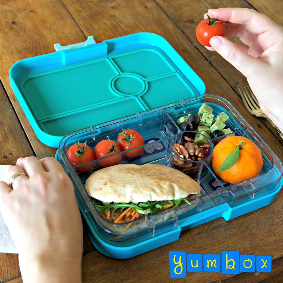 Yumbox Tapas Lunchbox for Adults