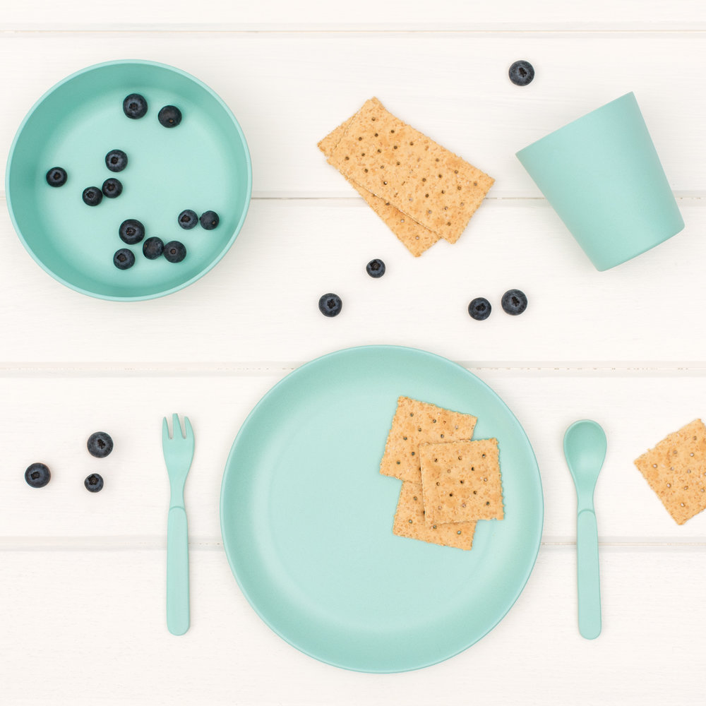 BoBo and Boo Bamboo Childrens Dinner Sets