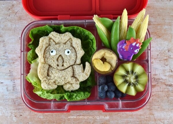 Dinosaur Yumbox from Eats Amazing