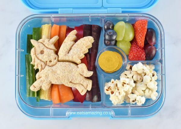 Eats Amazing Unicorn Lunch Punch