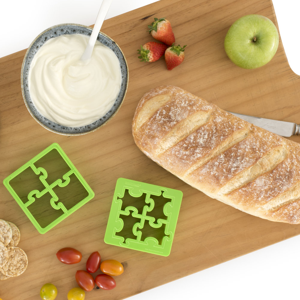 Lunch Punch Sandwich Cutters