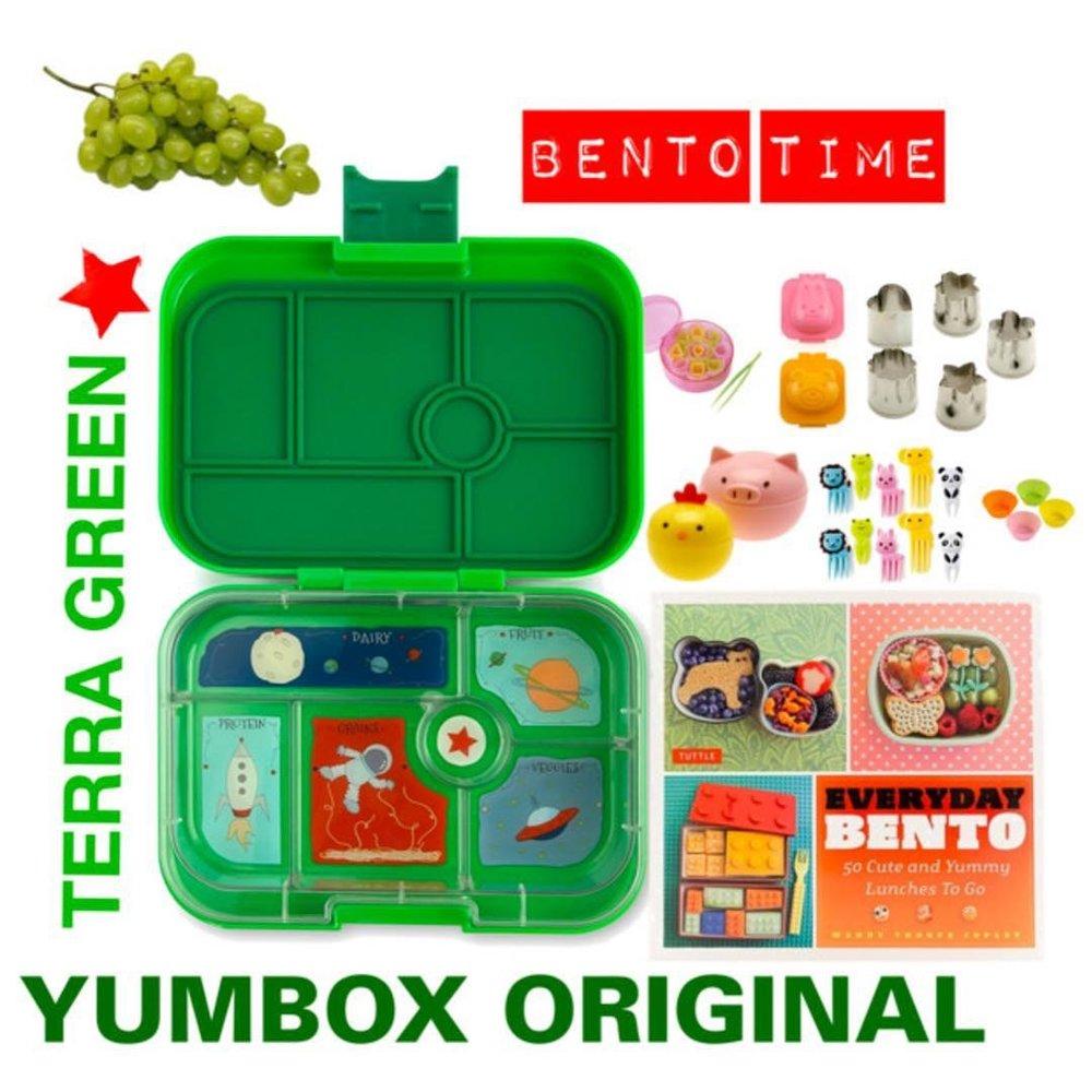 Yumbox Terra Green