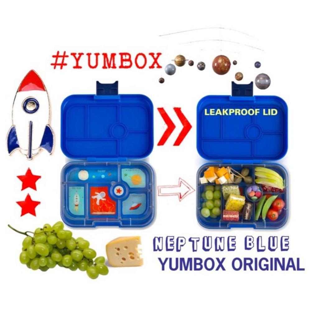 Yumbox Neptune Blue