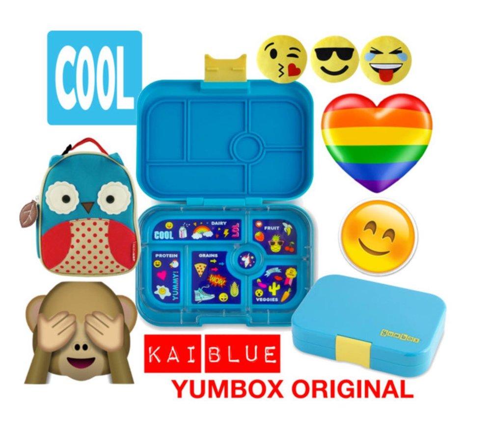 Yumbox Kai Blue