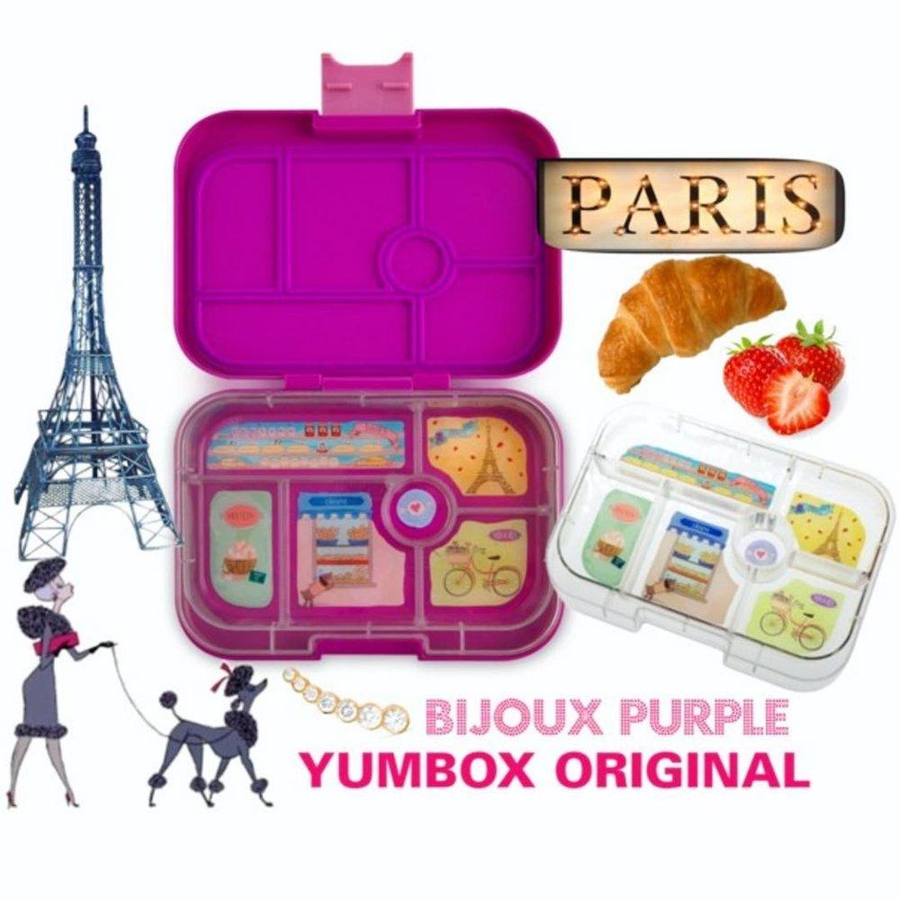 Yumbox Bijoux Purple