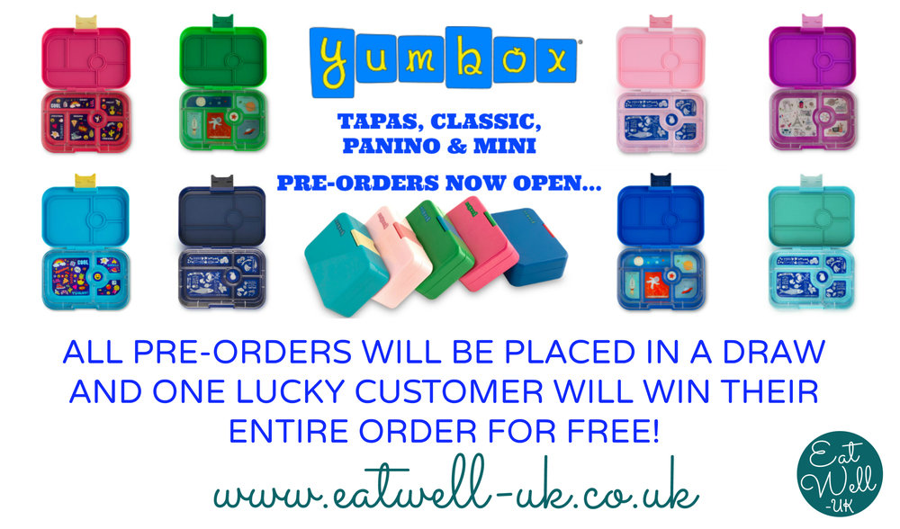 Yumbox competition