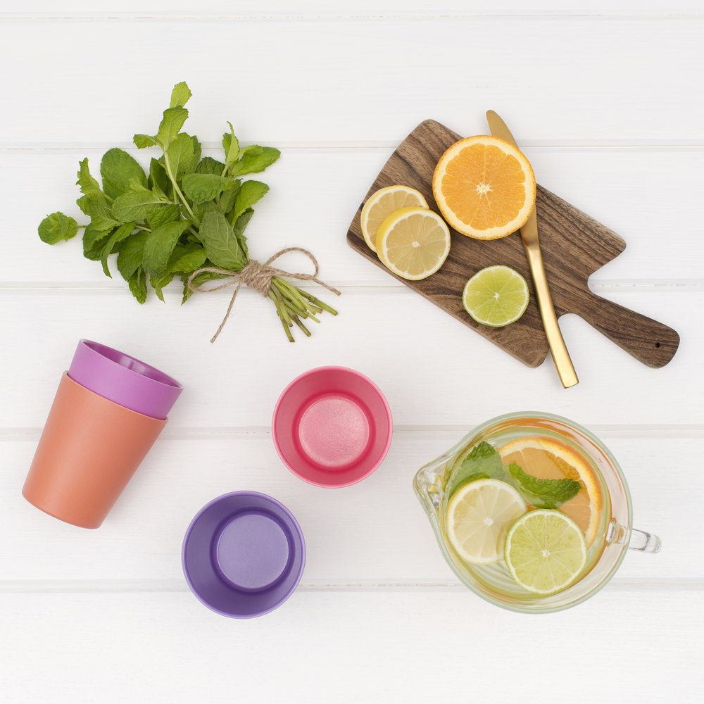 BoBo and Boo Bamboo Cups