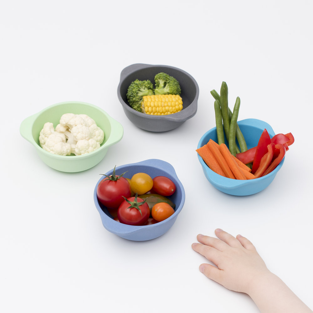 Bo Bo and Boo Snack Bowls - Coastal