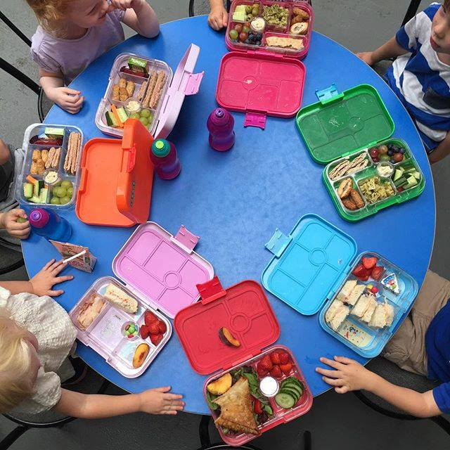 Yumbox lunchbox making bento easy