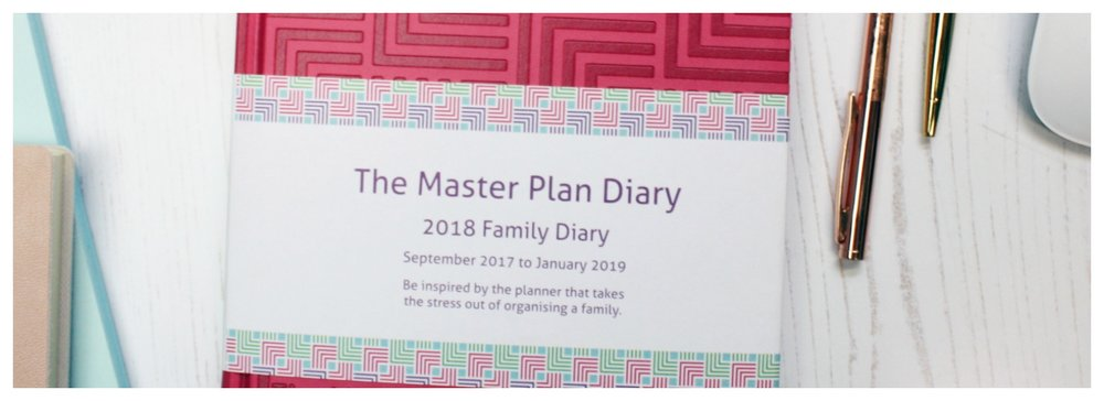 The Master Plan Diary