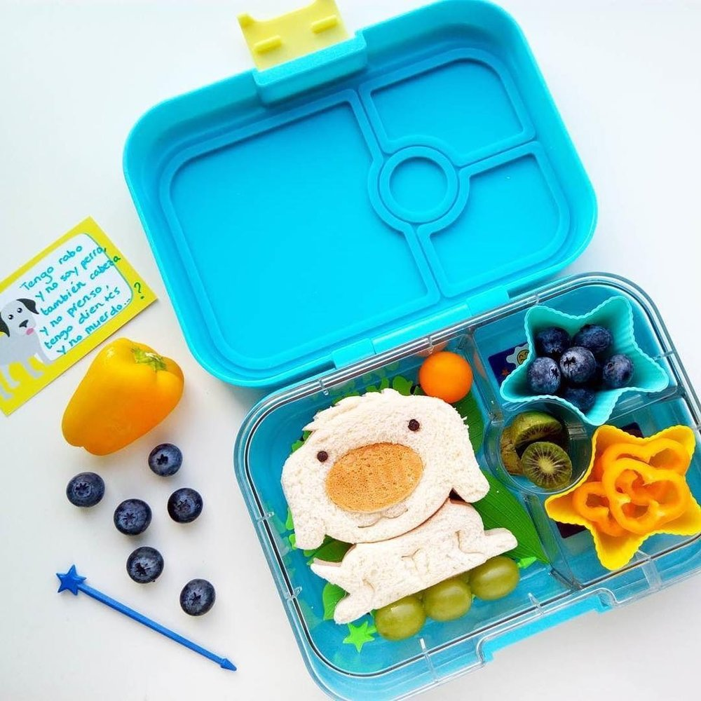 Dog LunchPunch Bento Set Featured by @Almuerzos_con_alma