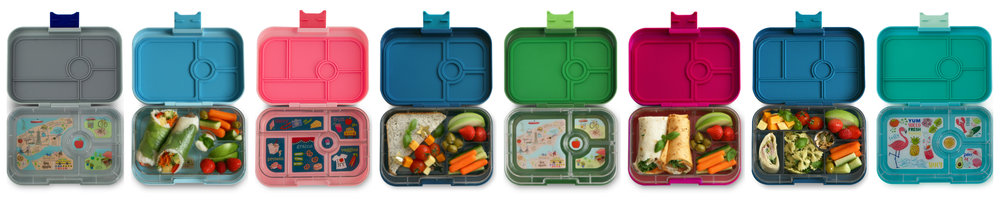 Yumbox Winter Colours