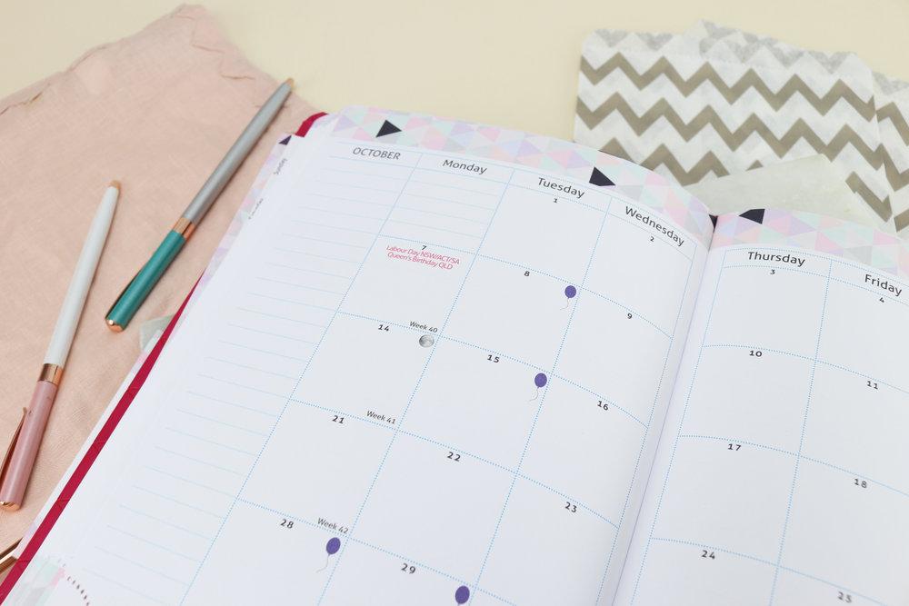 Masterplan diary