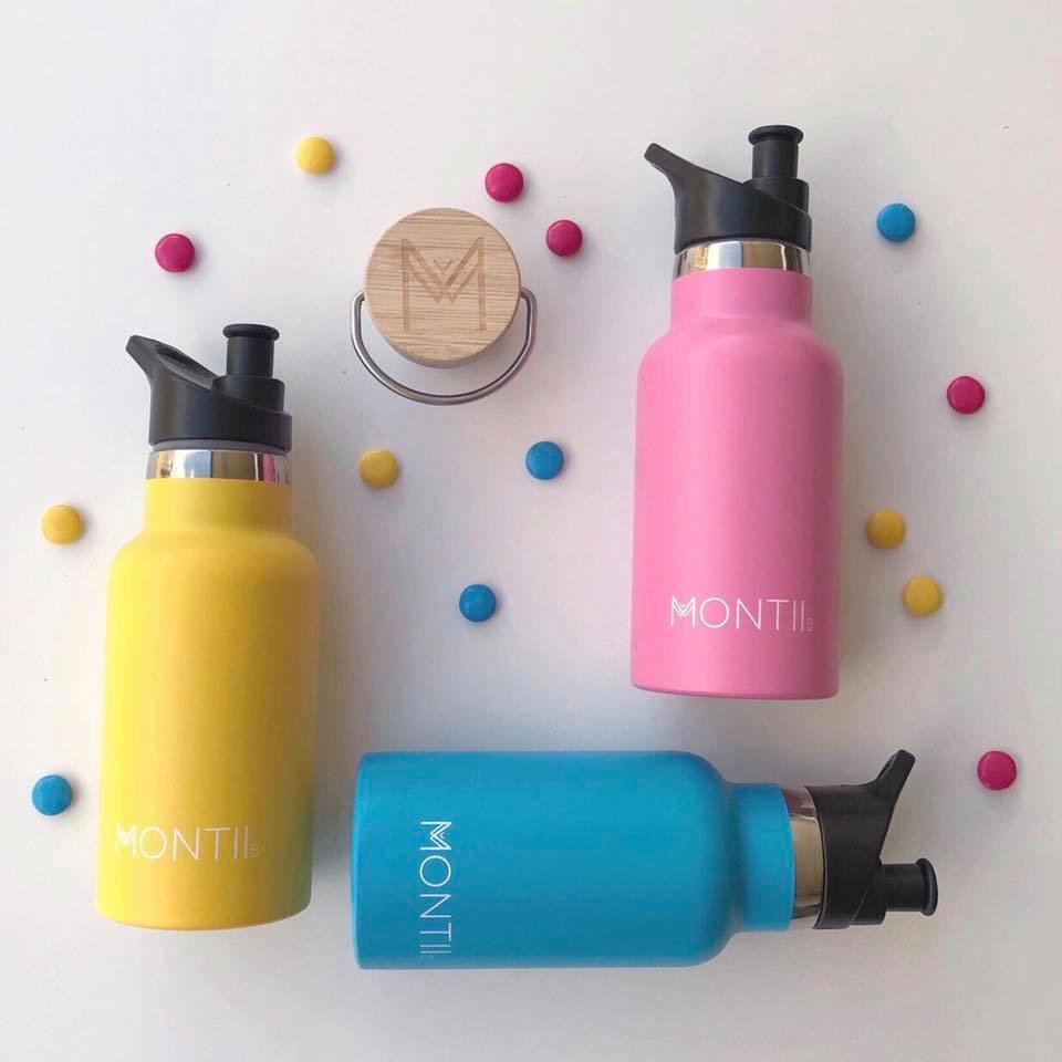 Mini Montii Water Bottles - 350ml