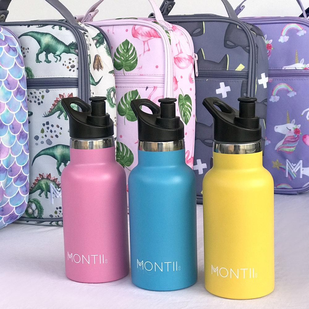 Mini Montii Water Bottle