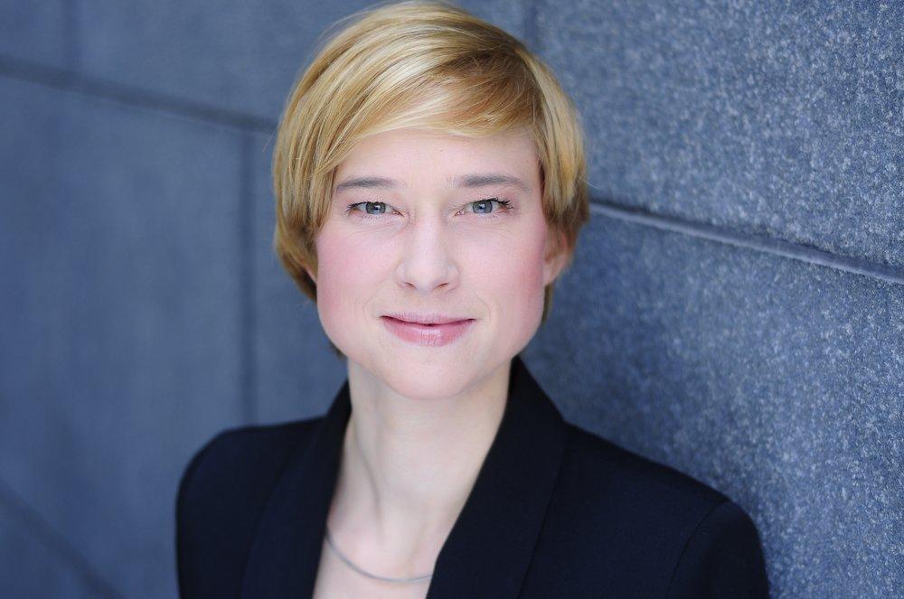 Astrid Klinge, Gründerin und Geschäftsführerin