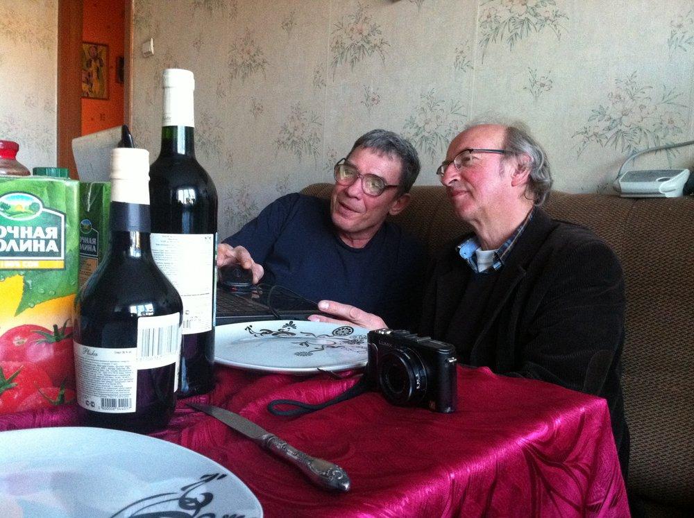 Dziga + Ben van Lieshout   Dziga, werkplaats voor filmmakers en videokunstenaars, nodigde filmmaker Ben van Lieshout uit. Met de steun van Stichting Stedenband Nijmegen-Pskov volgde een bezoek aan de Nijmeegse zusterstad. Tijdens zijn residentie werden de parallellen tussen Nijmegen en haar Russische zusterstad op een filmische wijze onderzocht.