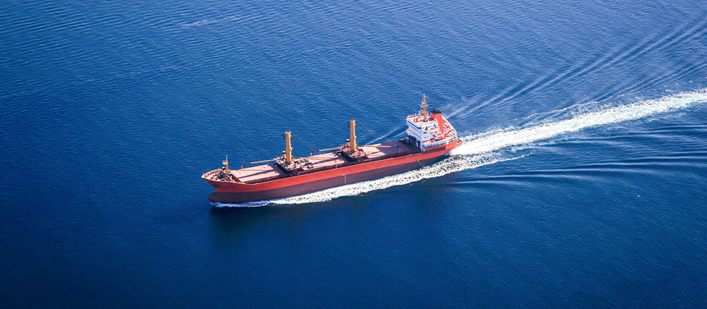 Hybrid propulsion of LNG (Liquid Natural Gas) bunker vessels