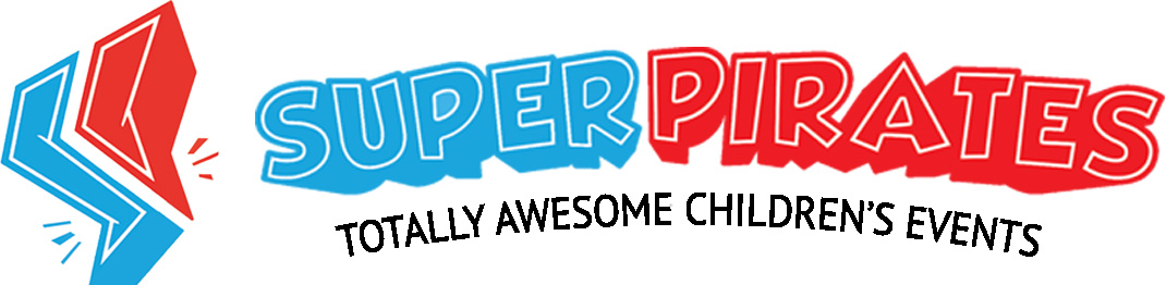 SuperPirates children's parties and events