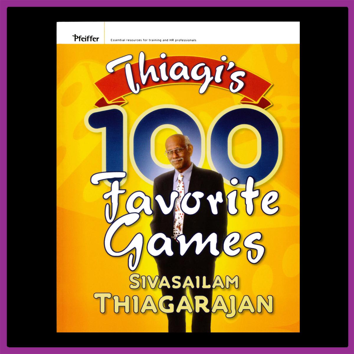Thiagis 100 Favorite Games